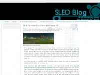 Sl-educationblog.org - SLED® Blog