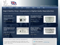 Gspaudio.co.uk - Stereo HiFi & Home Audio System Components - Graham Slee
