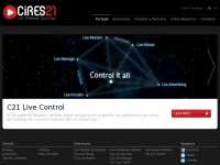 Live Streaming Solutions Cires21