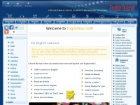 Learn English Online_Free Study English Website For English Learners and Teachers, EnglishBus.net