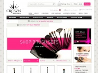 Crownbrush.co.uk - Professional Make Up Brushes and Sets from Crown Brush