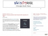 Windycityrock.net - Windy City Rock - Chicago Music News | Windy City Rock - Chicago Music News