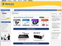 Maverick.com.es - Maverick Tech Data - Home