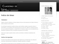 cuadernodeideas.wordpress.com