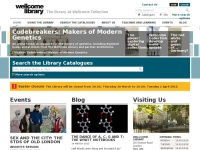 Wellcomelibrary.org - Wellcome Library | Home