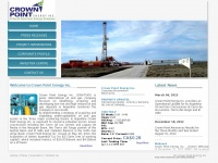 Crownpointenergy.com - Crown Point | A South American Energy Company
