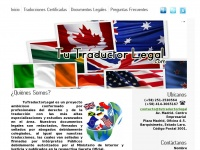tutraductorlegal.com