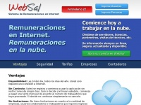 Websal.cl - Remuneraciones - WebSal