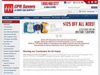 cpr-savers.com