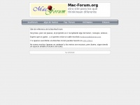 mac-forum.org