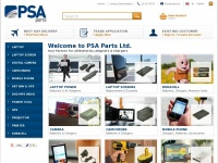 Psaparts.no - Batteries, Chargers & Power Adapters from PSA Parts Ltd.