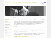 Egma-online.org - egma - the european guitar and mandolin association - welcome to the european guitar and mandolin association