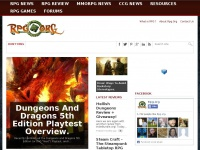 Rpg.org - Homepage « Rpg – Role Playing Games