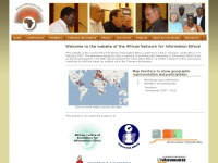 Africainfoethics.org - Welcome to Africa Information Ethics Portal - Home