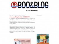 Boo and Blog