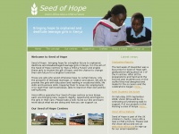 Seedofhope.info - Seed of Hope - from Vision Africa Give a Child a Future.