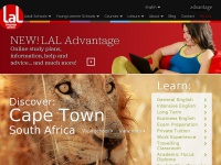 LAL Schools • Experience the world learning English with LAL     :    LAL Schools
