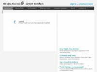 Taxi.co.nz - Airport Taxis & Airport Shuttles - Air New Zealand Airport Transfers