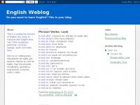 english-weblog.blogspot.com