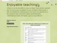 enjoyableteachingenglish.blogspot.com