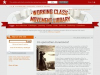 Wcml.org.uk - WCML | Working Class Movement Library