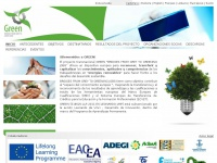 Greenjobs, Bridges from grey to green jobs, Inicio