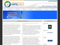 Inicio - REGIONAL CONFERENCE OF OIL AND GAS ARPEL 2015