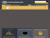 Mpaa.org - Motion Picture Association of America |