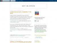Art in Spain: Arte y cultura en España (Art and culture in Spain). Spanish artists