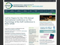 Iapsp.org - IAPSP | The International Association for Psychoanalytic Self Psychology