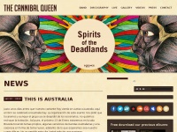 The Cannibal Queen | Official Website