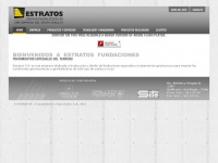 estratos-fundaciones.cl