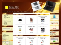 3DS Carte :: Flash cards for Nintendo DS, DSLite, DSi and 3DS :: www.linker3dsxl.fr [30.04.2014]