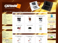 Gateway 3DS France :: Flash cards for Nintendo DS, DSLite, DSi and 3DS :: www.gateway-3dsxl.fr [30.04.2014]