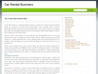 Zemotoring.biz - Car Rental Business