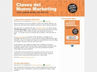 clavesdelnuevomarketing.com Thumbnail