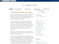 Elfinanciero.blogspot.nl - El Financiero