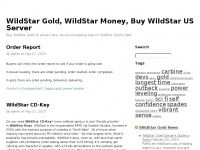Wildstar-gold.us - WildStar Gold, WildStar Money, Buy WildStar US Server