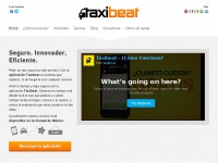 Taxibeat.com.mx - Taxibeat | Taxi, as it should be
