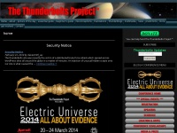 thunderbolts.info | A voice for the Electric Universe