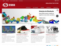 Esss.com.pe - ESSS - ANSYS Channel Partner for Brazil and South America