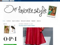 Our Favorite Style – Passion for fashion and style