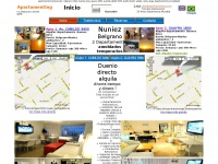 Apartamenting, Apartments Buenos Aires, Furnished Rentals Temporary