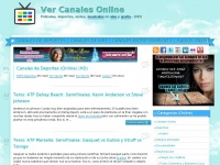 Ver Canal Online (HD)  (Ver Television Gratis)