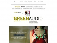 Greenaudio.net - GREEN AUDIO SONIDO ILUMINACION ESCENARIOS AUDIOVISUALES CONGRESOS