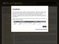 Allaboutcookies.org - All About Computer Cookies - Session Cookies, Persistent Cookies, How to Enable/Disable/Manage Cookies