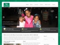 Newcommunity.org - New Community Corporation - Celebrating 50 Years of Service to the Community!