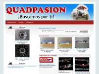 Quadpasion.net - In Order To Succeed We Must First Believe Than We Can