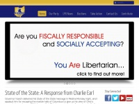 Lpo.org - Home - Libertarian Party of Ohio