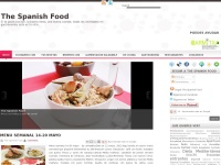 thespanishfood.es Thumbnail